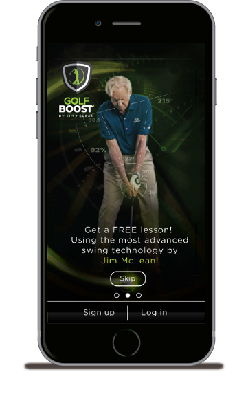 Home Page - Golf Boost